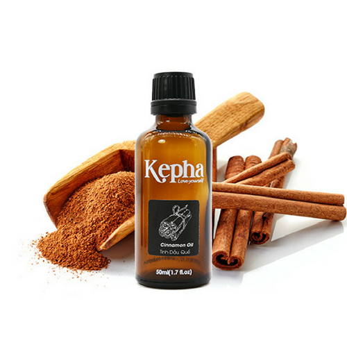 Tinh dầu quế Kepha