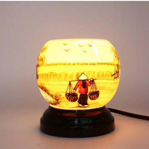 Đèn Xông Tinh Dầu MD013