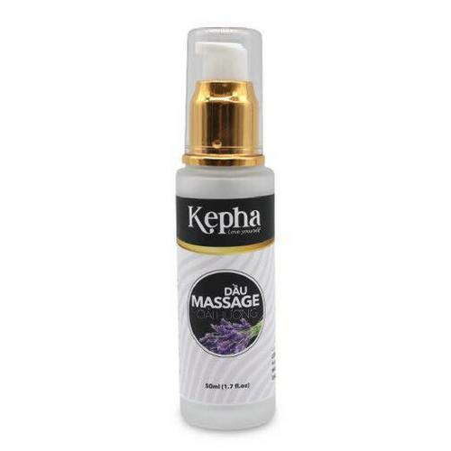 Dầu massage oải hương Kepha