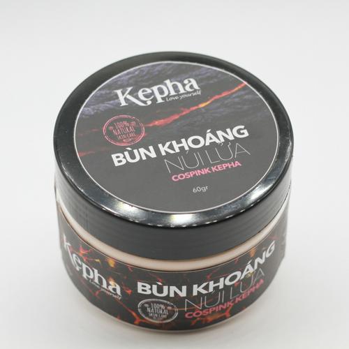 Bùn khoáng hồng Kepha