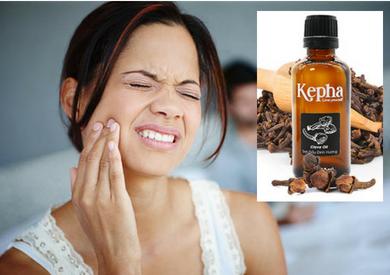 Bỏ túi cách chữa đau nhức răng bằng tinh dầu đinh hương