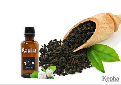 Ướp trà (chè) bằng tinh dầu hoa nhài