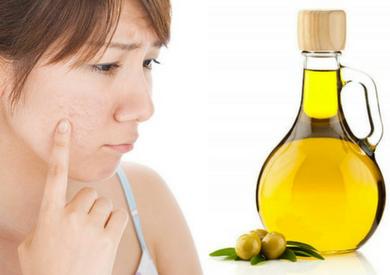 Tinh dầu oliu chữa sẹo rỗ  có hiệu quả không?
