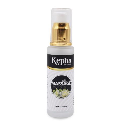 Dầu massage hoa nhài Kepha