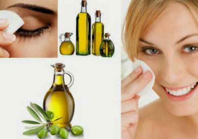 Cách Tẩy trang bằng tinh dầu oliu?