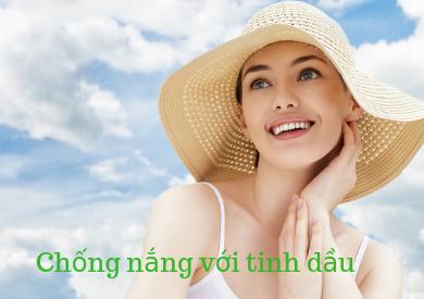 Những tinh dầu có khả năng chống tia UV