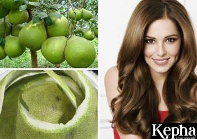 Cách ngăn tóc rụng và kích thích tóc mọc hiệu quả bằng tinh dầu  bưởi?