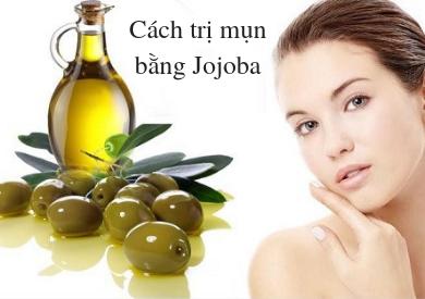 Cách trị mụn bằng tinh dầu jojoba