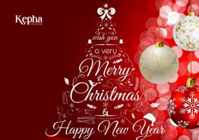 Chào đón giáng sinh và chúc mừng năm mới 2019