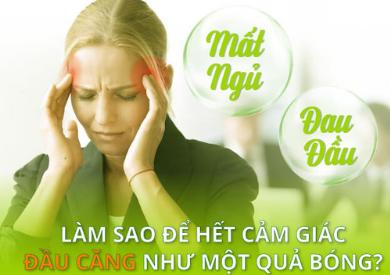 Tinh dầu trị đau đầu, mất ngủ hiệu quả?