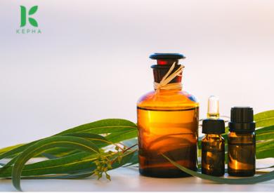 Tinh dầu khuynh diệp - tăng cường sức đề kháng, tốt cho cơ thể