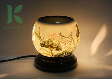 Bà bầu dùng đèn xông tinh dầu tràm đuổi muỗi trong phòng ngủ được không?