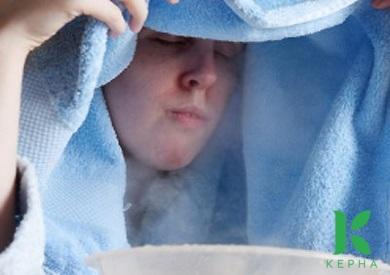 Tinh dầu bạc hà xông mũi trị viêm xoang, ngạt mũi