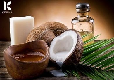 Dùng dầu dừa có bắt nắng không?