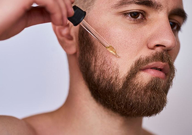 Tinh dầu nào giúp mọc râu tốt ở nam giới?
