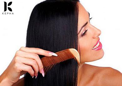 Tinh dầu oải hương làm dầu gội thơm và mềm mượt tóc