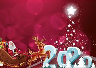 Khuyến mãi Giáng sinh - Đón chào năm mới 2020