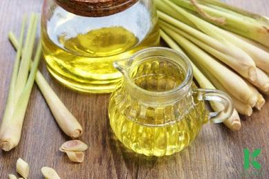 Tinh dầu sả chanh để phòng giúp thơm phòng