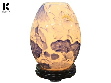 Giá đèn xông tinh dầu sứ thấu quang bao nhiêu?