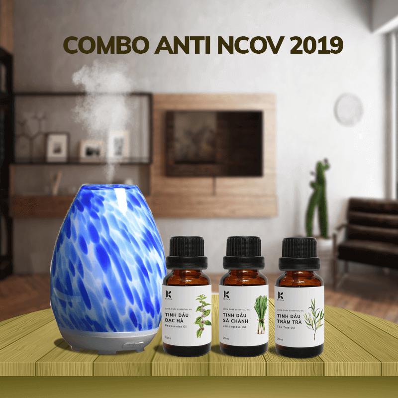 Combo  Anti NcoV 2019