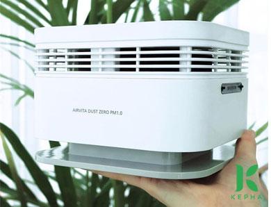 3 loại máy lọc không khí tốt nhất hiện nay