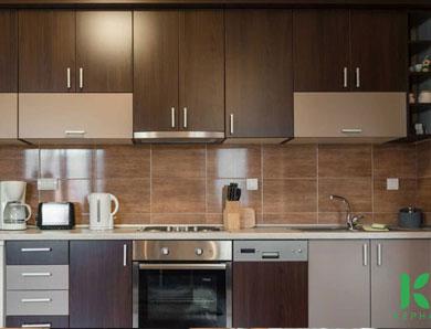 Tủ bếp bị hôi - Nguyên nhân và cách xử lý