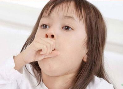 Bé bị ho - Nguyên nhân, triệu chứng, cách điều trị và phòng tránh