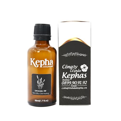 Tinh dầu oải hương Kepha