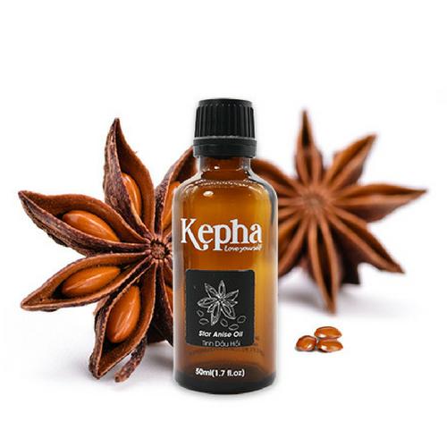 Tinh dầu hồi Kepha