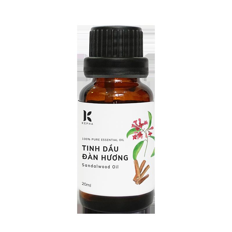 Tinh dầu đàn hương Kepha