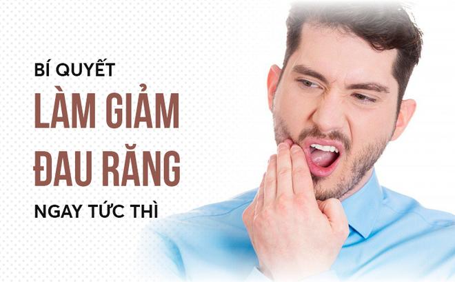 bí quyết giảm đau răng với tinh dầu đinh hương