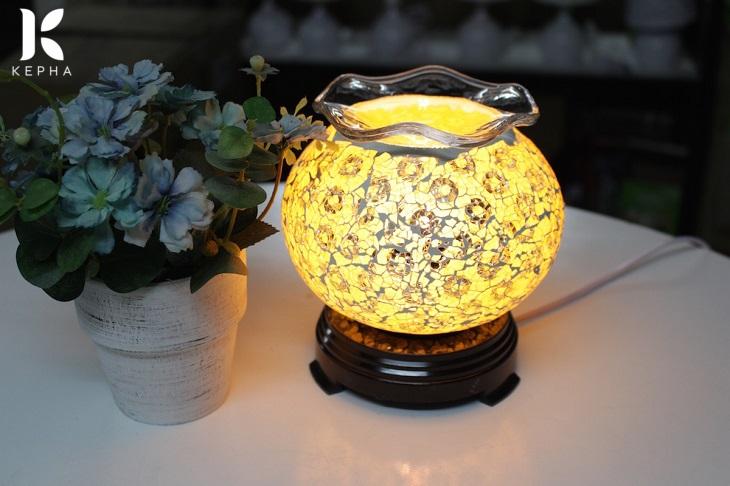 đèn xông tinh dầu chống muỗi