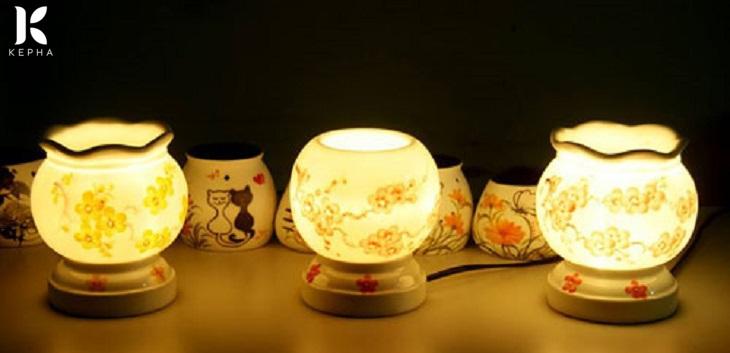 đèn xông tinh dầu đuổi muỗi