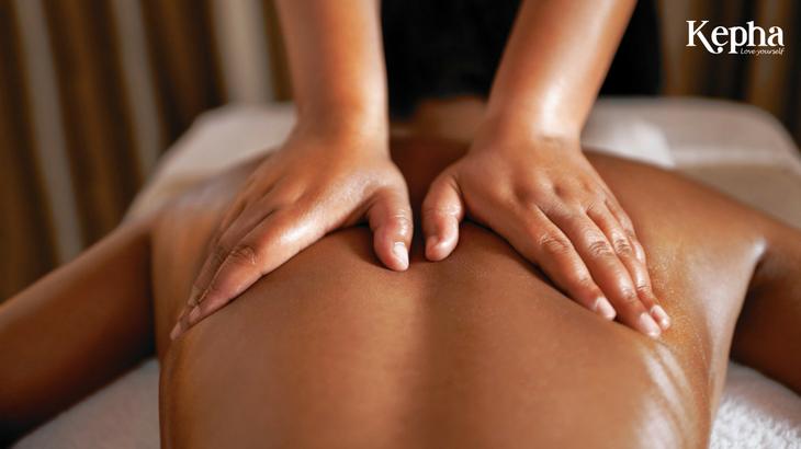 massage có lợi cho sức khỏe