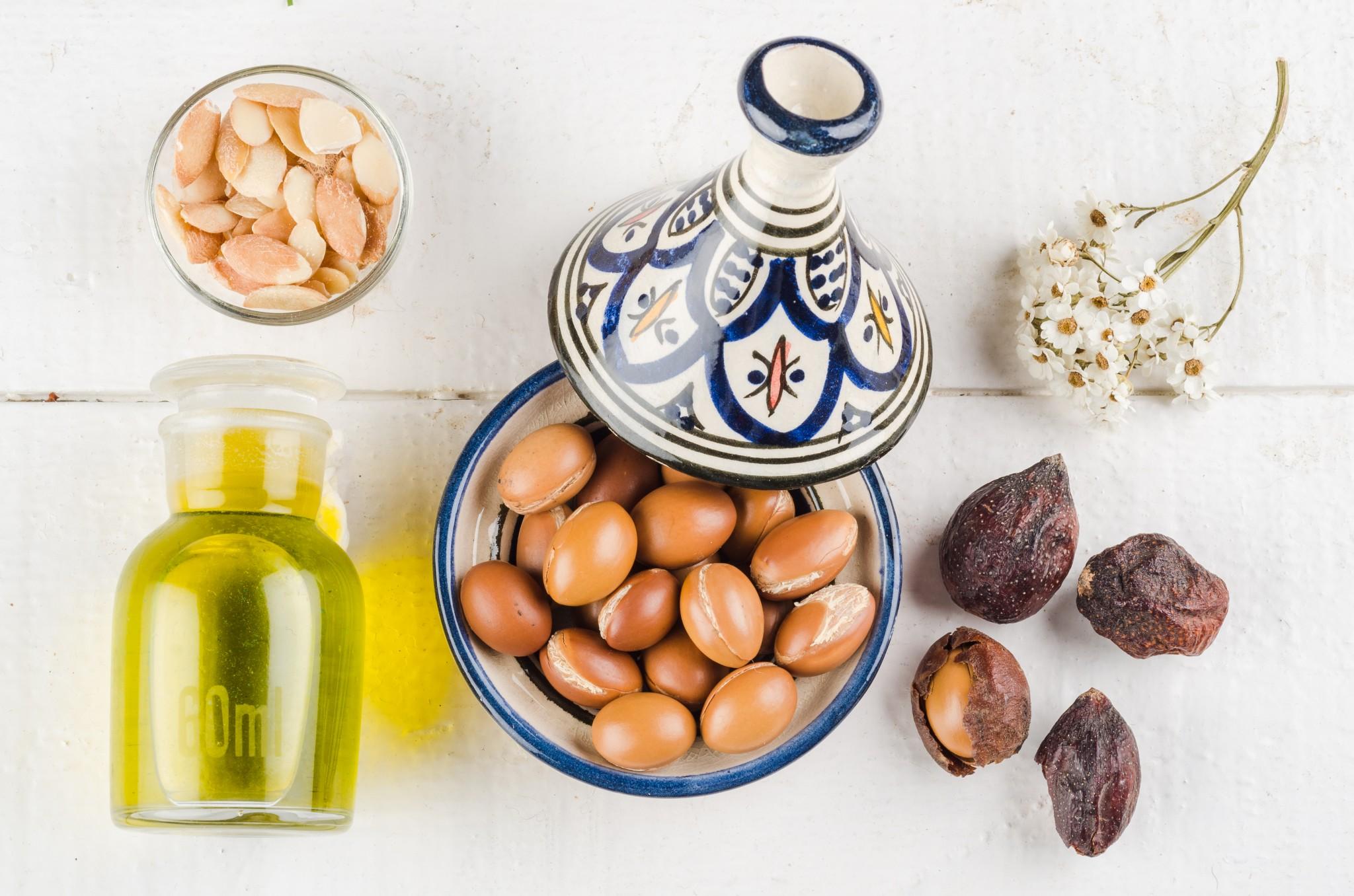 tinh dầu argan kepha