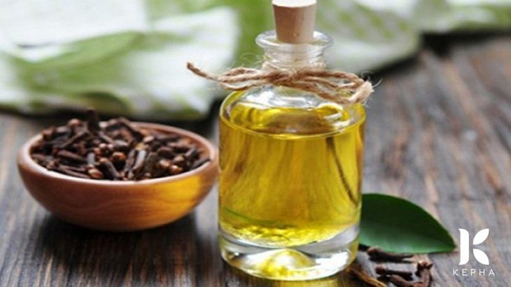 tinh dầu đinh hương gây vô sinh không