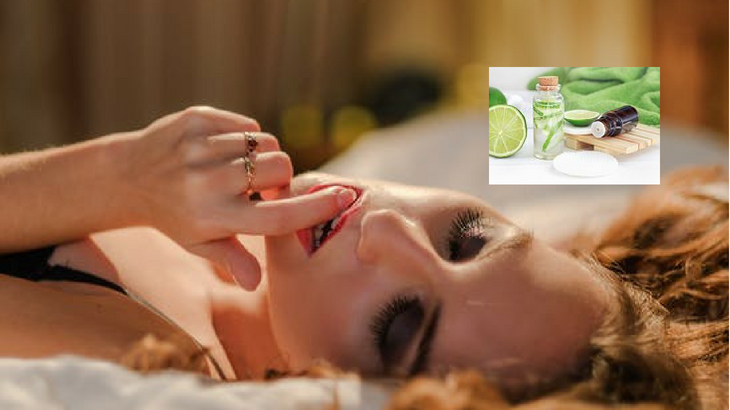 tinh dầu massage da mặt