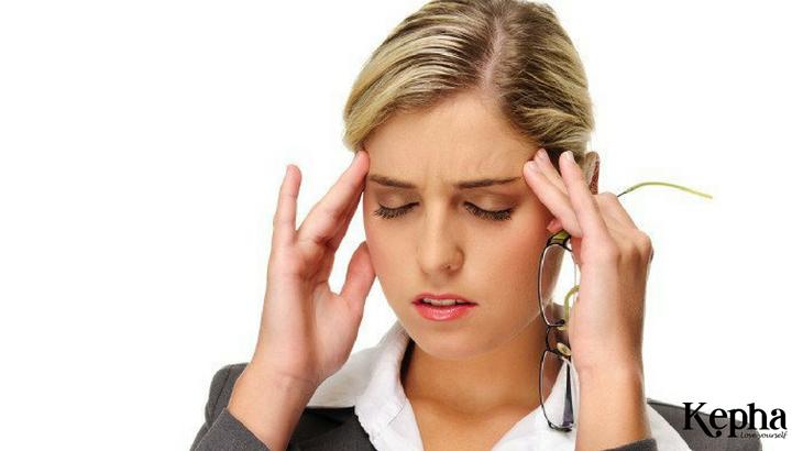 tinh  dầu hoa nhài chữa đau đầu