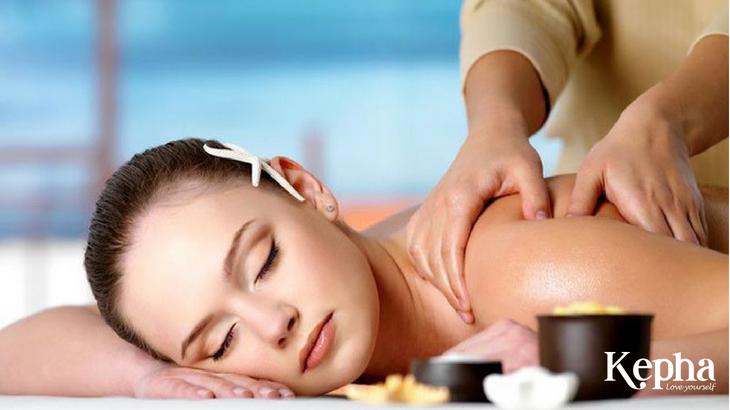 tinh dầu hoa nhài massage cơ thể