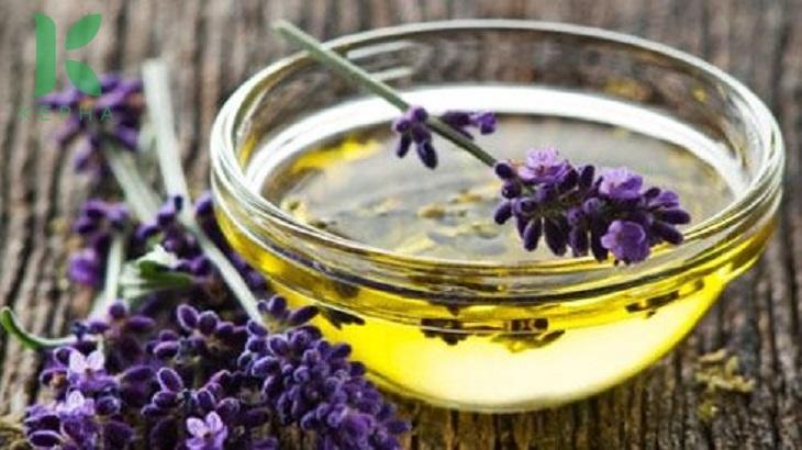 tinh dầu hoa oải hương để làm gì