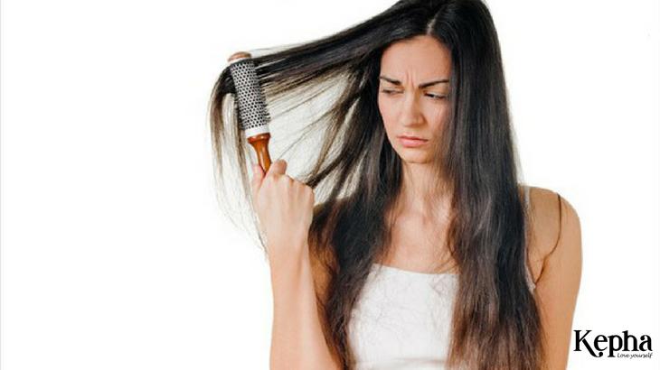 trị rụng tóc với tinh dầu oải hương
