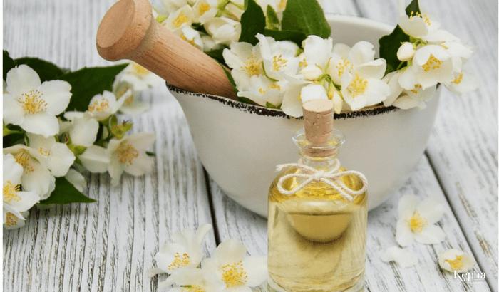 tinh dầu hoa nhài
