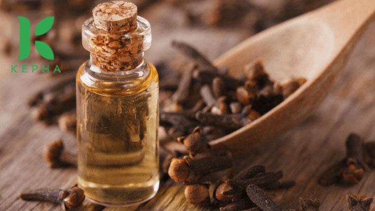 thành phần chính của tinh dầu đinh hương