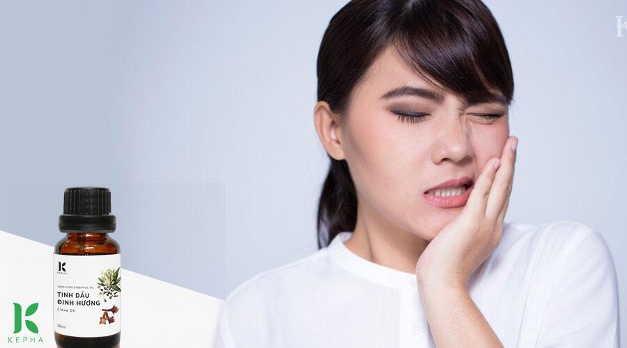 đinh hương chữa đau răng