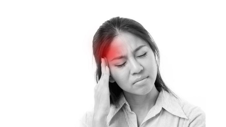 giảm đau đầu với tinh dầu oải hương