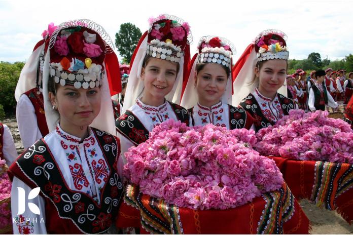 lễ hội hoa hồng